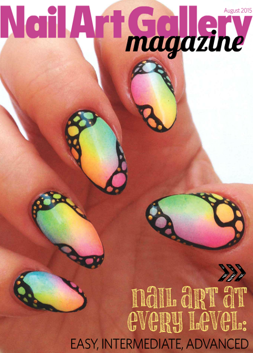 Nail art at every level only in the new issue of Nail Art Gallery ...