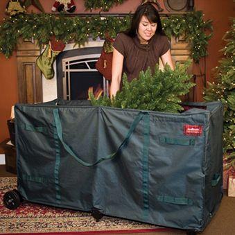 Greenskeeper Lg 9 12 Christmas Tree Storage Bag Tree Storage Bag Christmas Tree Storage Bag Holiday Storage