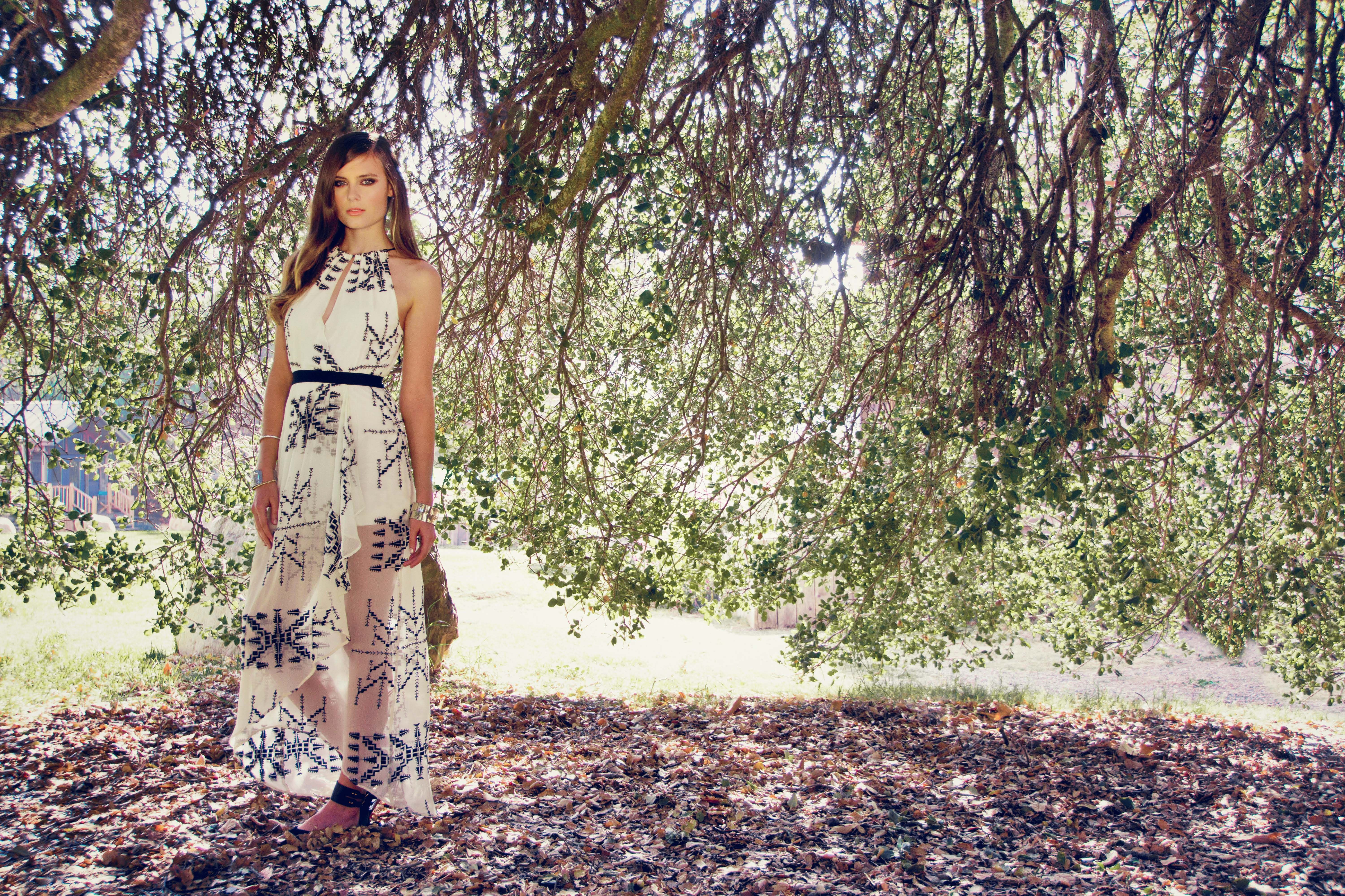 Our Maxi with Elastic Waist...