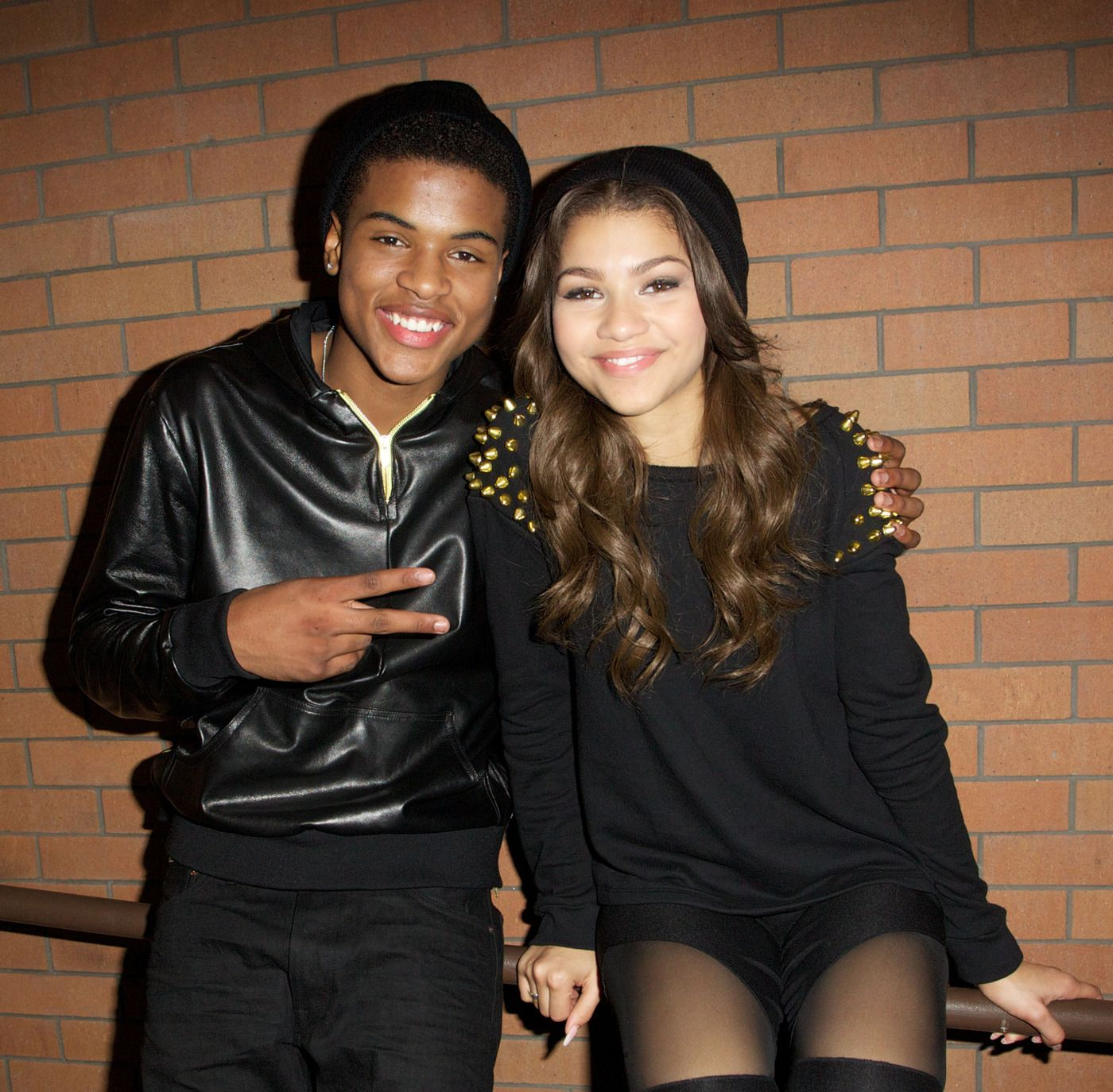 is trevor and zendaya dating