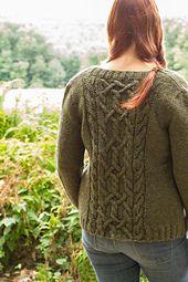 Ravelry: BENNINGTON Cardigan pattern by Amy Herzog