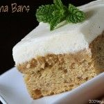 Banana Bars | My Baking Addiction