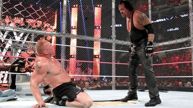 randy orton vs undertaker hell in a cell dailymotion