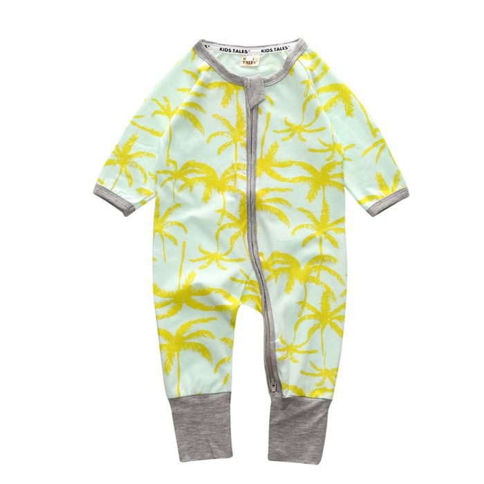 4e692f2bc Click to Buy    2017 New Cotton Baby Rompers Autumn Newborn Baby ...