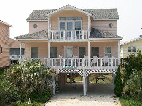 Holden Beach Vacation Homes Brunswickland Realty