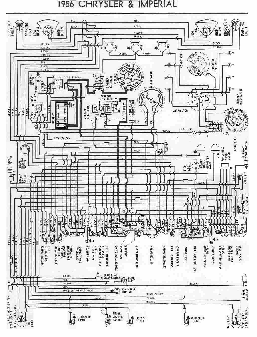 1956 Chrysler Wiring Diagram - Pollak 7 Pin Flat Wire Diagram for Wiring  Diagram SchematicsWiring Diagram Schematics