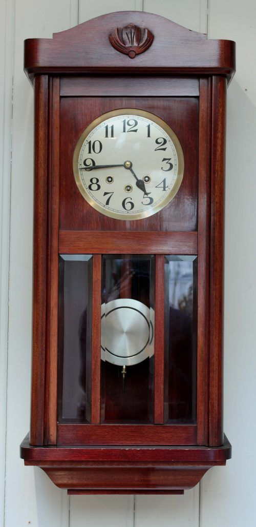 45b2c9c5294 Antiques Atlas - Westminster Chime Wall Clock
