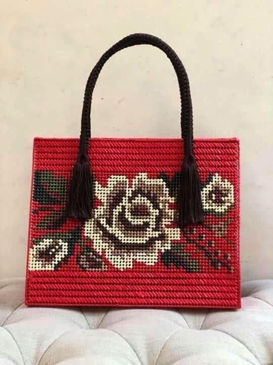 bag models -Canvas bag models -  canvas bag models (6) - Stacha Styles  Hand Embr Patterns & Magazi