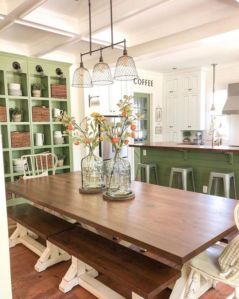 Fabulous and Fresh Farmhouse DIYS And Ideas - The Cottage Market