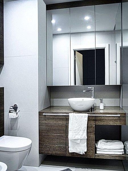 O espelho do banheiro ou lavabo banheiros espelhos e for Armarios para lavabos