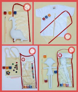 Te presentamos algunos de nuestros modelos. Todos los kits vienen con pinturas lavables y no tóxicas.