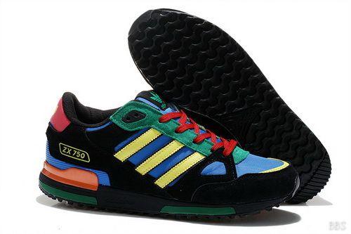 Adidas ZX750 Men Shoes-054