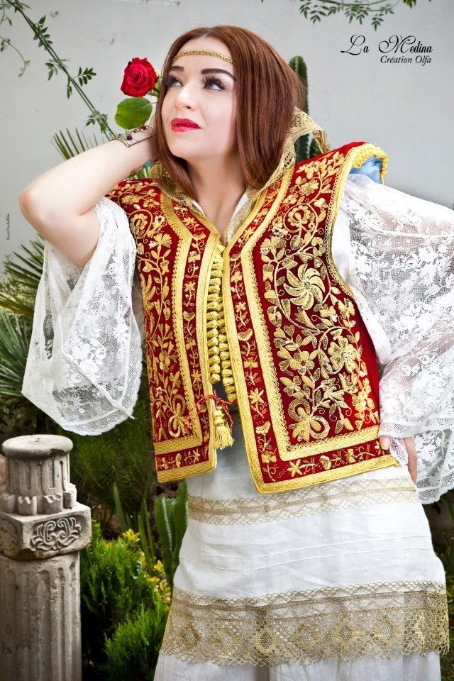 tunisian traditional clothing styles - Recherche Google ...
