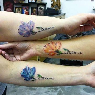 Afecto Y Amor Con Frases Para Tatuajes De Hermanas Tattoo