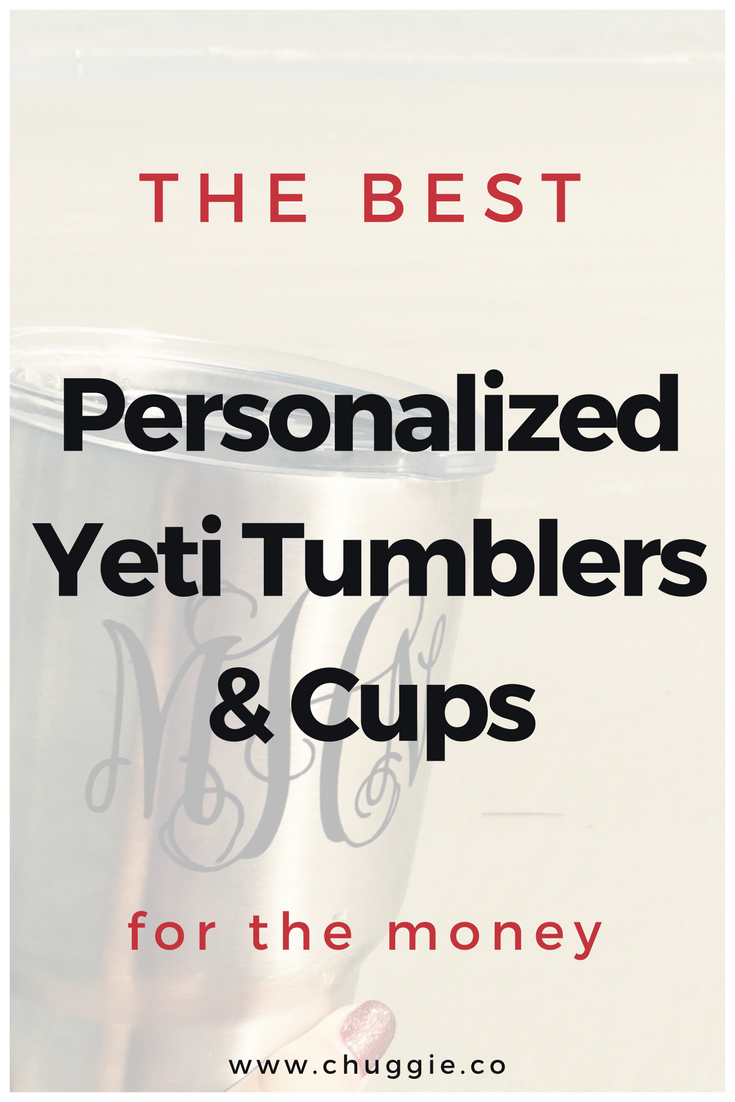 Guide To The Best Personalized Coolers Cups And Can Coolers Yeti Coolers Personalized Coolers Personalized Yeti Tumblers
