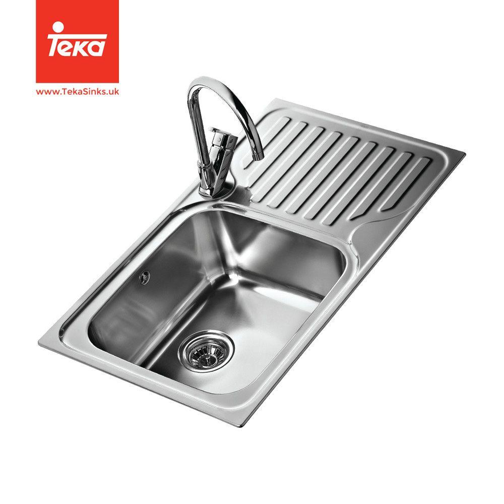 Pin by Teka UK on Teka Sinks | Pinterest | Sinks, Sink taps and Taps