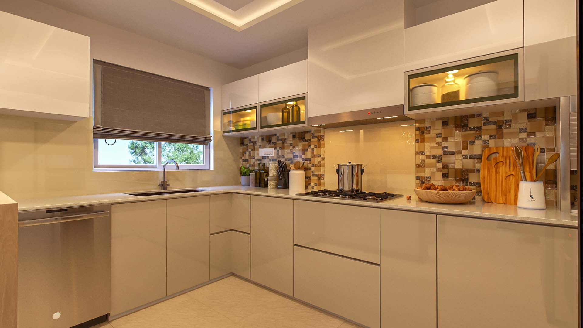 Pin by De Panache   Interior Design on Kitchen   House design ...