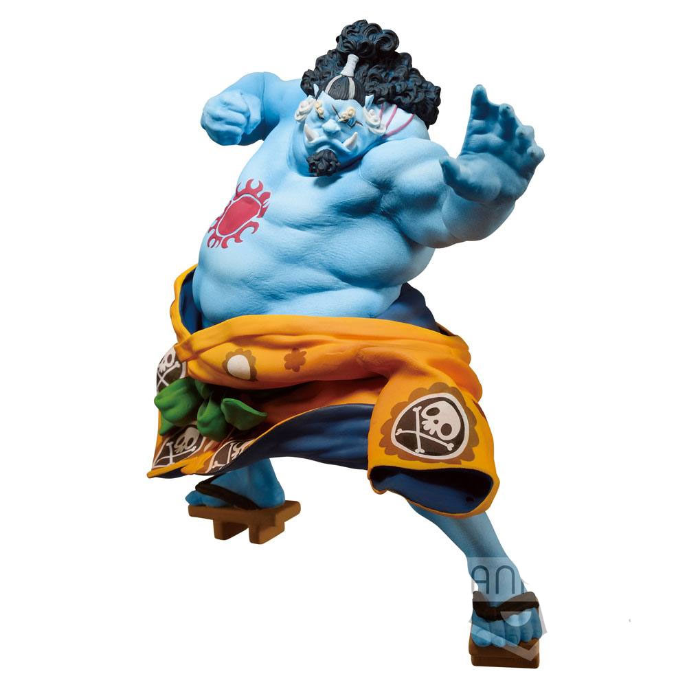 Jinbe Jinbei Banpresto ONE PIECE Super Effect Figure 1