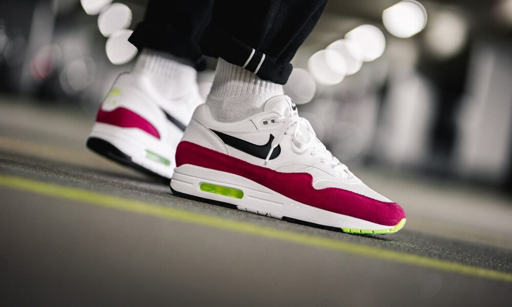 The Nike Air Max 1 'Rush Pink' Was Made
