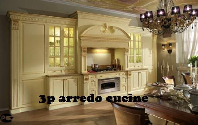Centro cucine classiche 3p arredo napoli | KITCHEN 2 | Pinterest