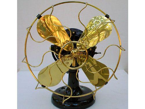1905 Westinghouse 12 Antique Fan From Vintagefans