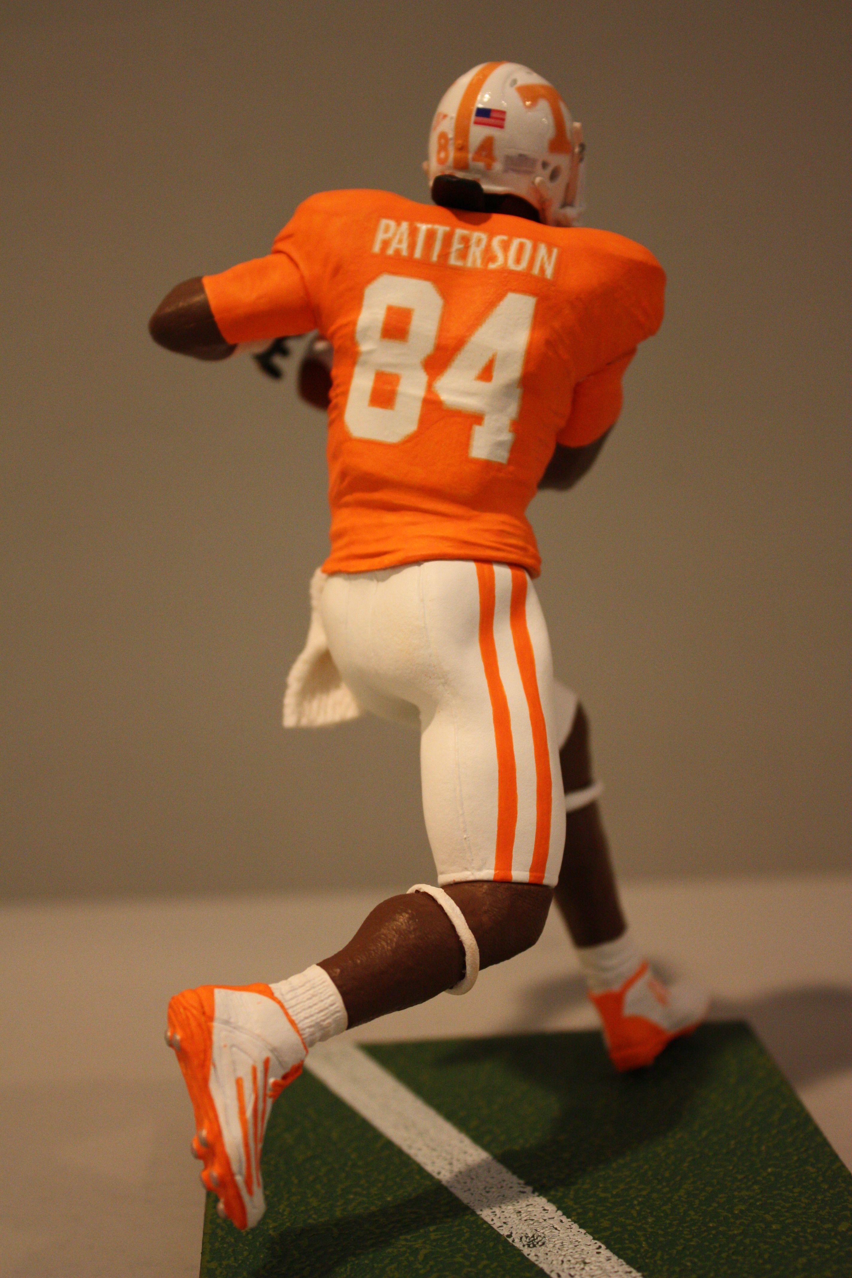 Tennessee Volunteers wide receiver Cordarrelle Patterson ...