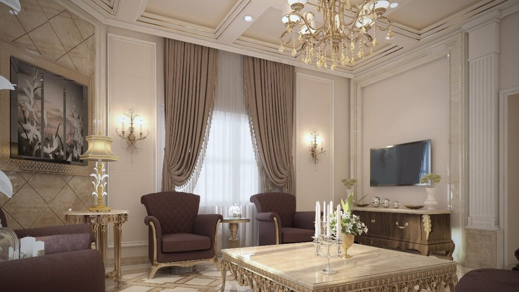 روعة التصميم الداخلى من شركة جيدا Interior Design Interior Design
