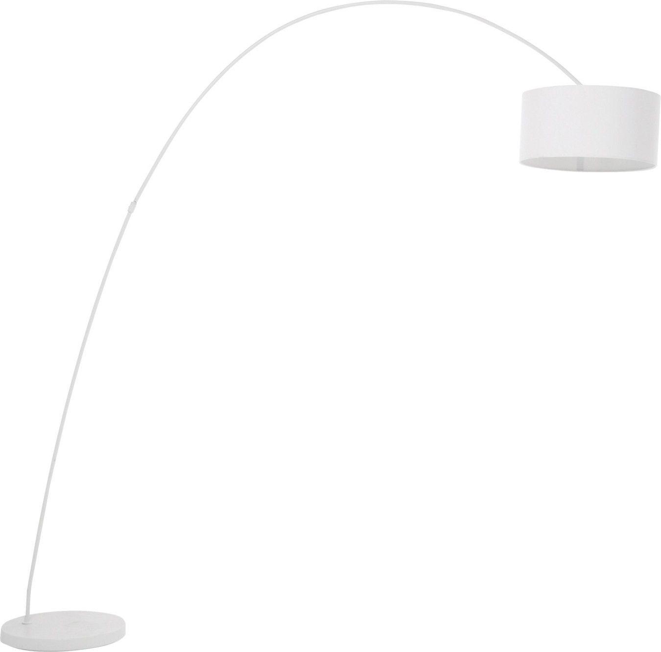 Floor Lamp Gooseneck White