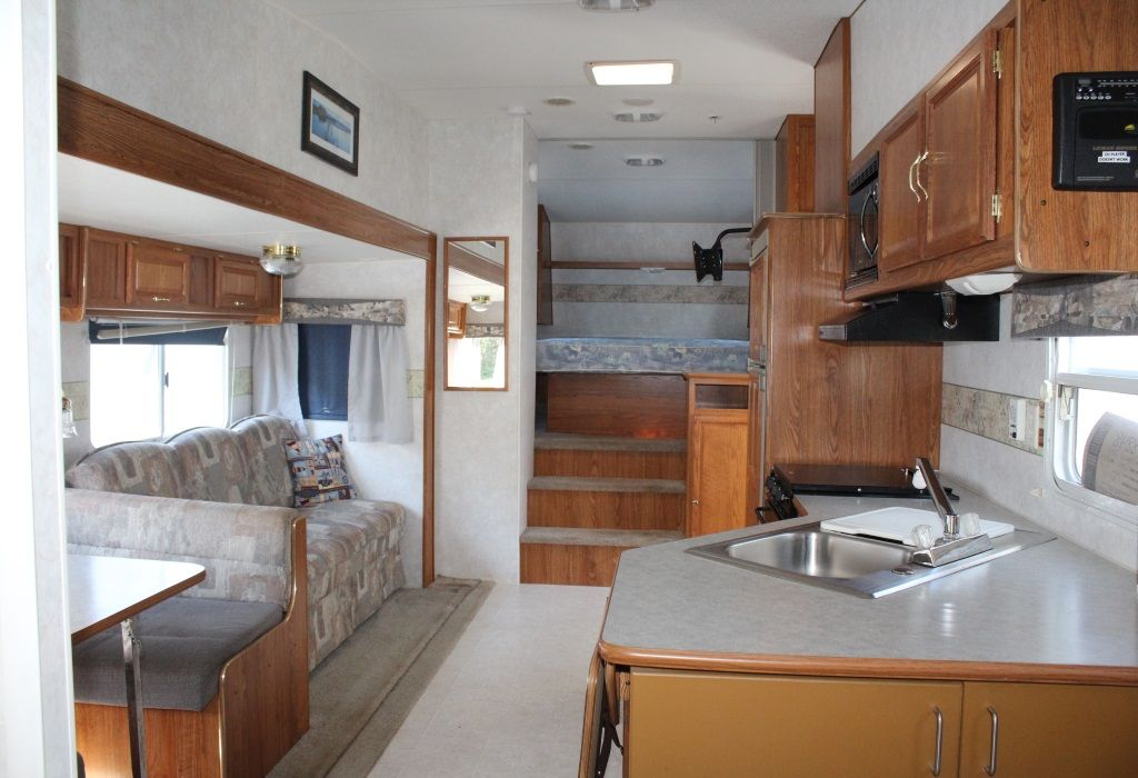 Super 2001 Prowler 285S By Fleetwood Vr Earlton Rv Used Rvs Download Free Architecture Designs Scobabritishbridgeorg