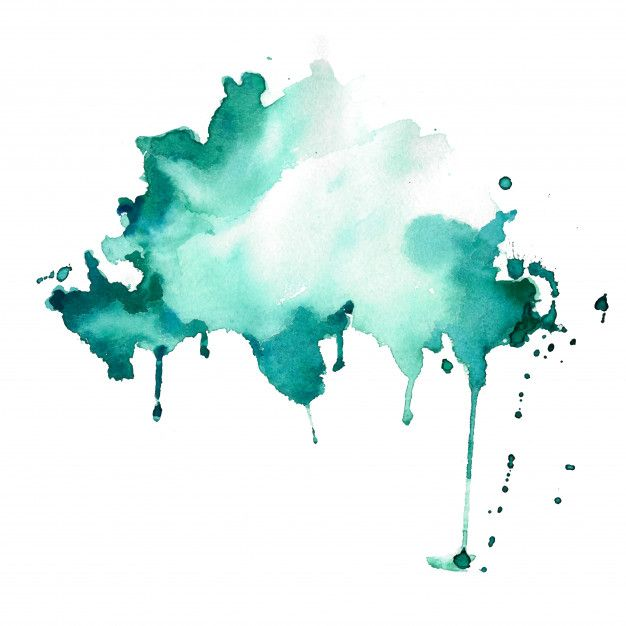 Abstract watercolor stain splatter textu...   Free Vector #Freepik #freevector #watercolor #water #blue #paint