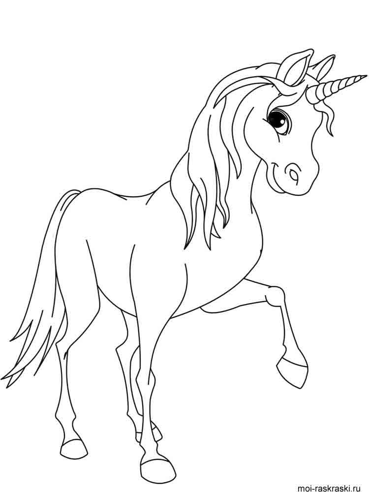 Young Unicorn Clipart Coloring Pages Unicorn Coloring Pages Unicorn Images Unicorn Pictures