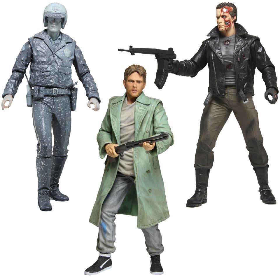 Sdcc 2012 Neca Unveils New Terminator Predator And Prometheus