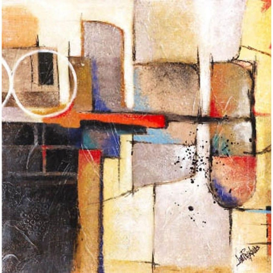 Windsor Vanguard Abstract Expressionism II By Unknown