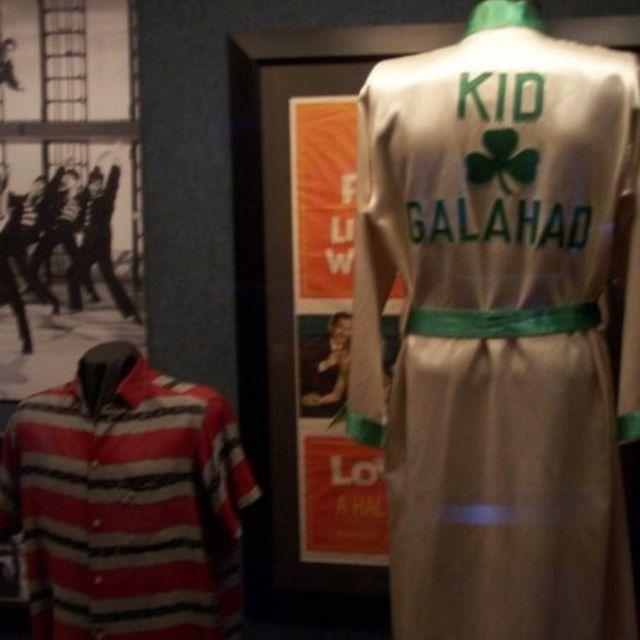 Boxing Robe From The Movie Kid Galahad