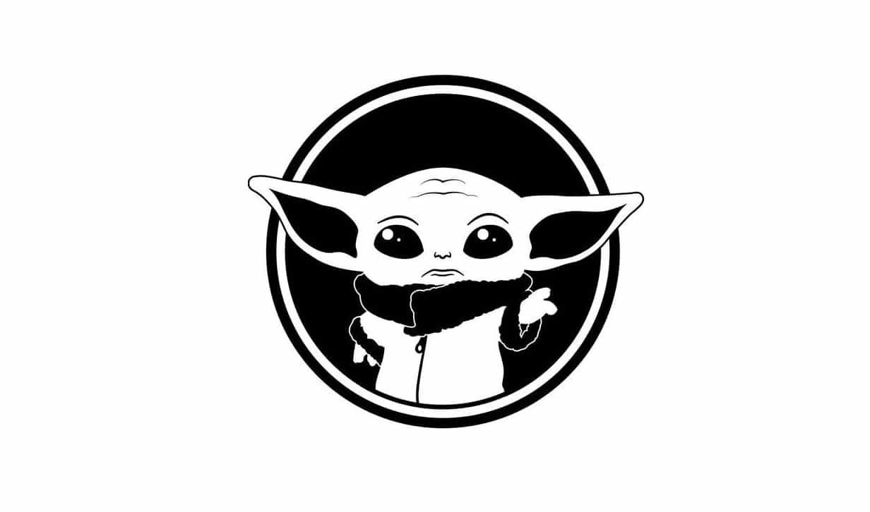 Baby Yoda Svgs For Cricut And Some Star Wars Svgs Star Wars Stickers Yoda Decals Star Wars Stencil