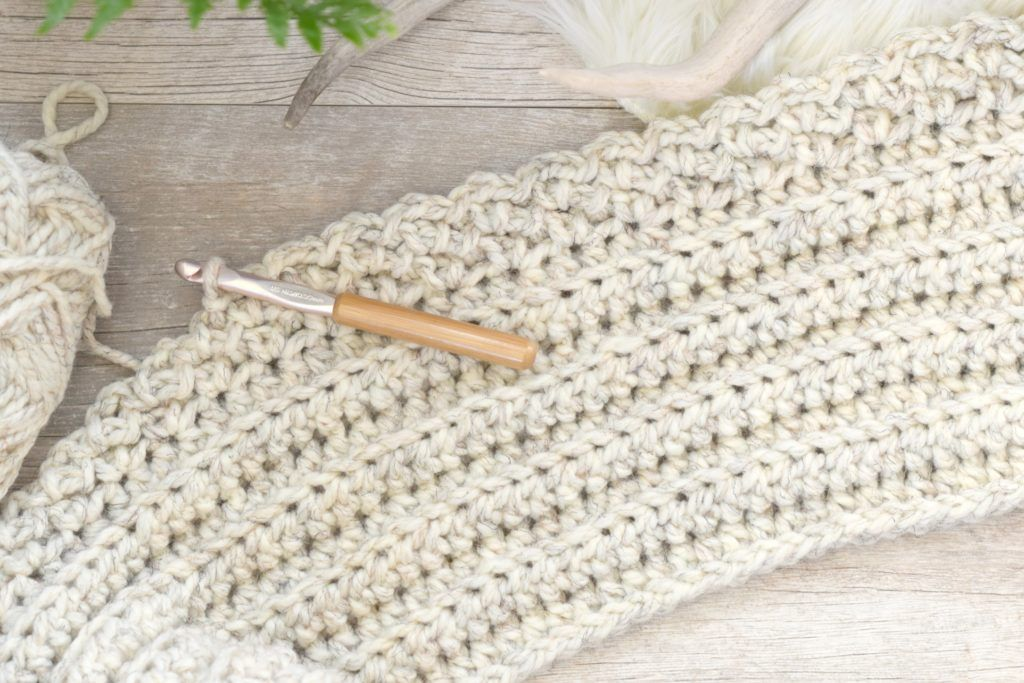Oh my - I am SO excited to share this new crocheted blanket cardigan ...