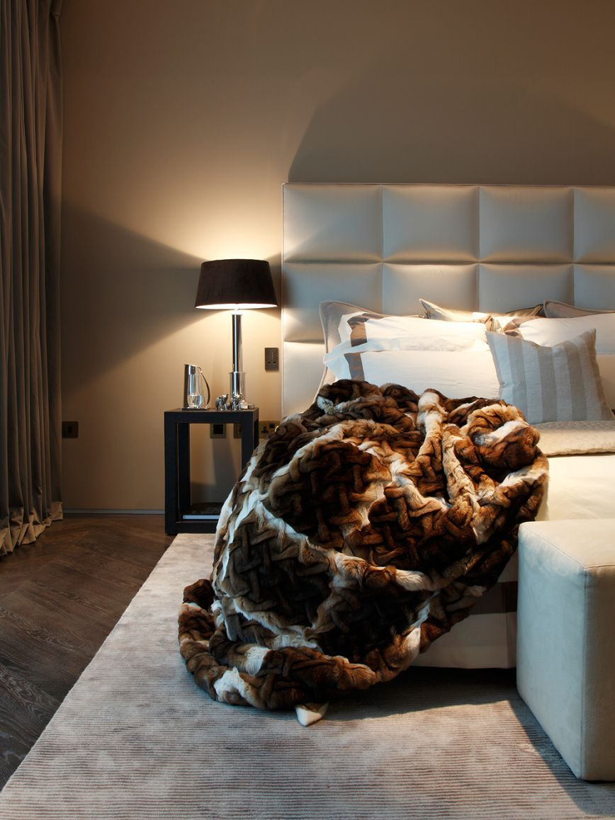 Master Bedroom designed by Casa Forma.