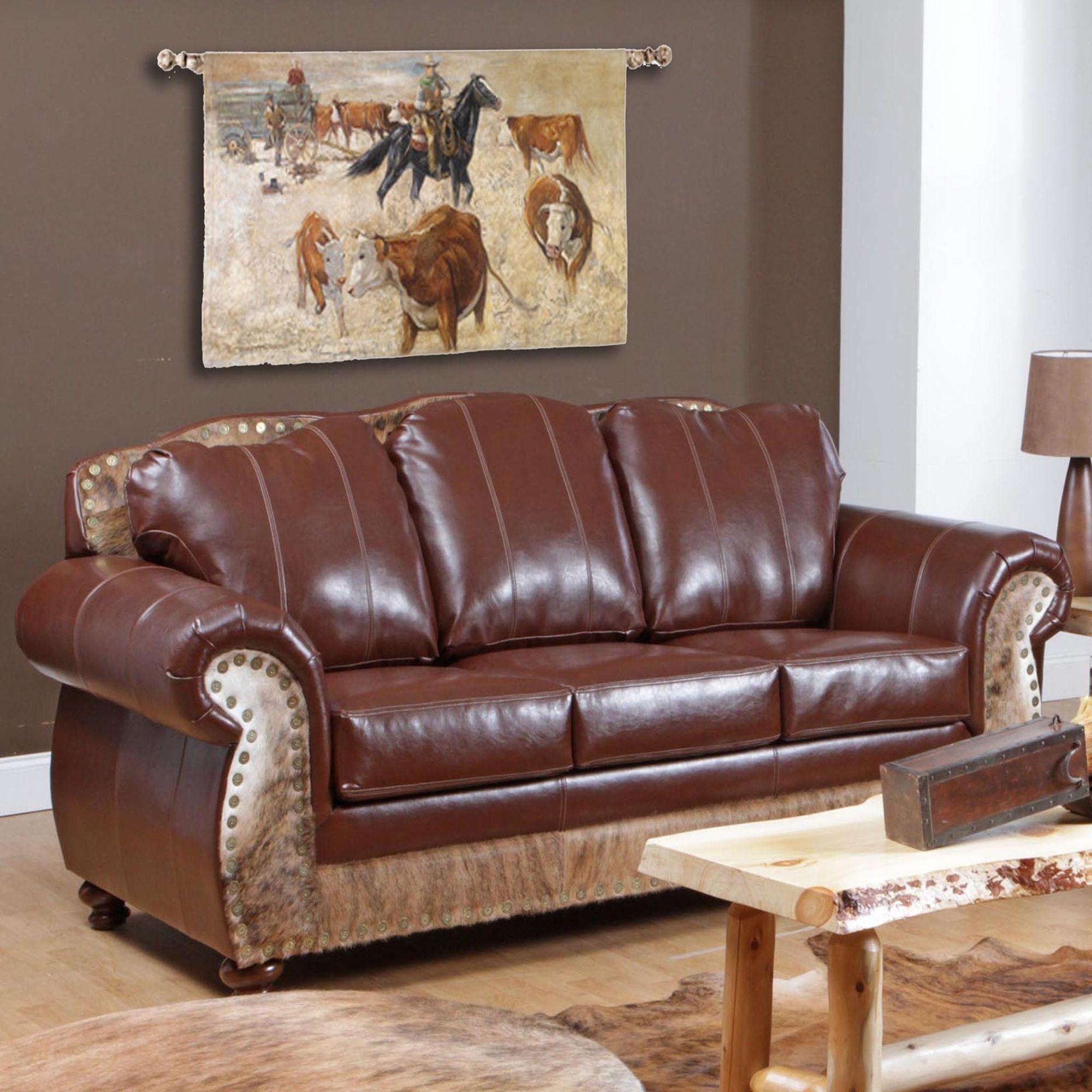 Saddle Me Up Grain Leather Sofa Top Grain Leather Sofa Leather Sofa Italian Leather Sofa