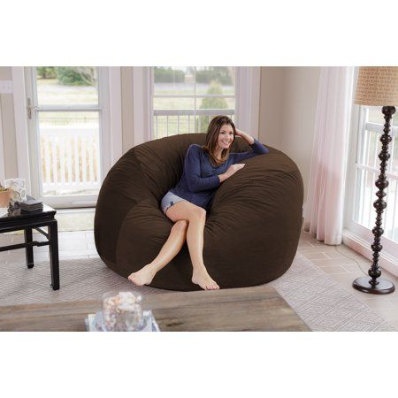 Prime Chill Sack Large 7 Ft Bean Bag Multiple Colors In 2019 Ibusinesslaw Wood Chair Design Ideas Ibusinesslaworg
