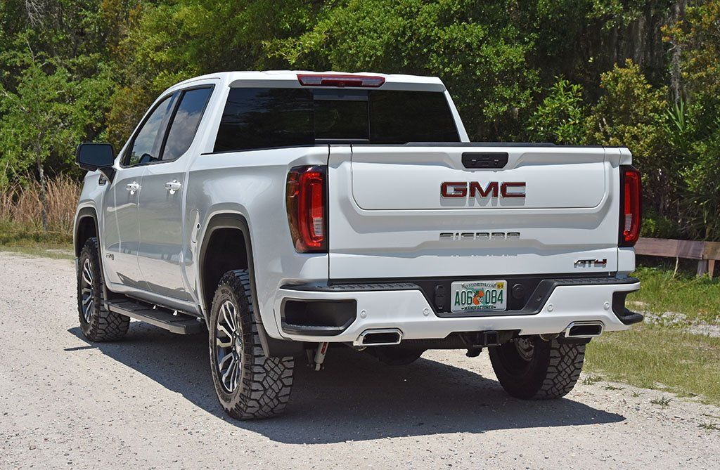 2019 GMC Sierra AT4 Review & Test Drive | Automotive Addicts
