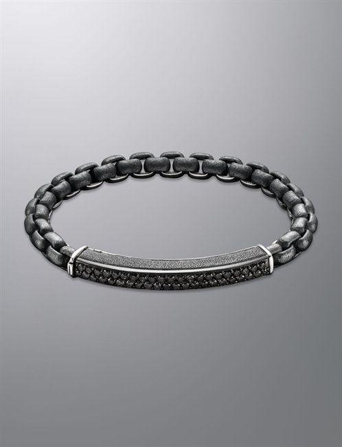 David Yurman Design Bracelet Bracelets For Men Textured Bracelet Mens Accessories