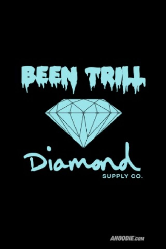 Been Trill And Diamond Supply Co Mix Up Diamond Supply Co Wallpaper Diamond Supply Diamond Drawing