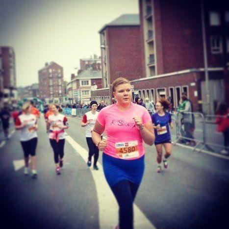 Première course de ma vie ce matin... fière de moi.  #lsdp #lsdpienne #sports #sport #running by moringa_renait_avec_lsdp