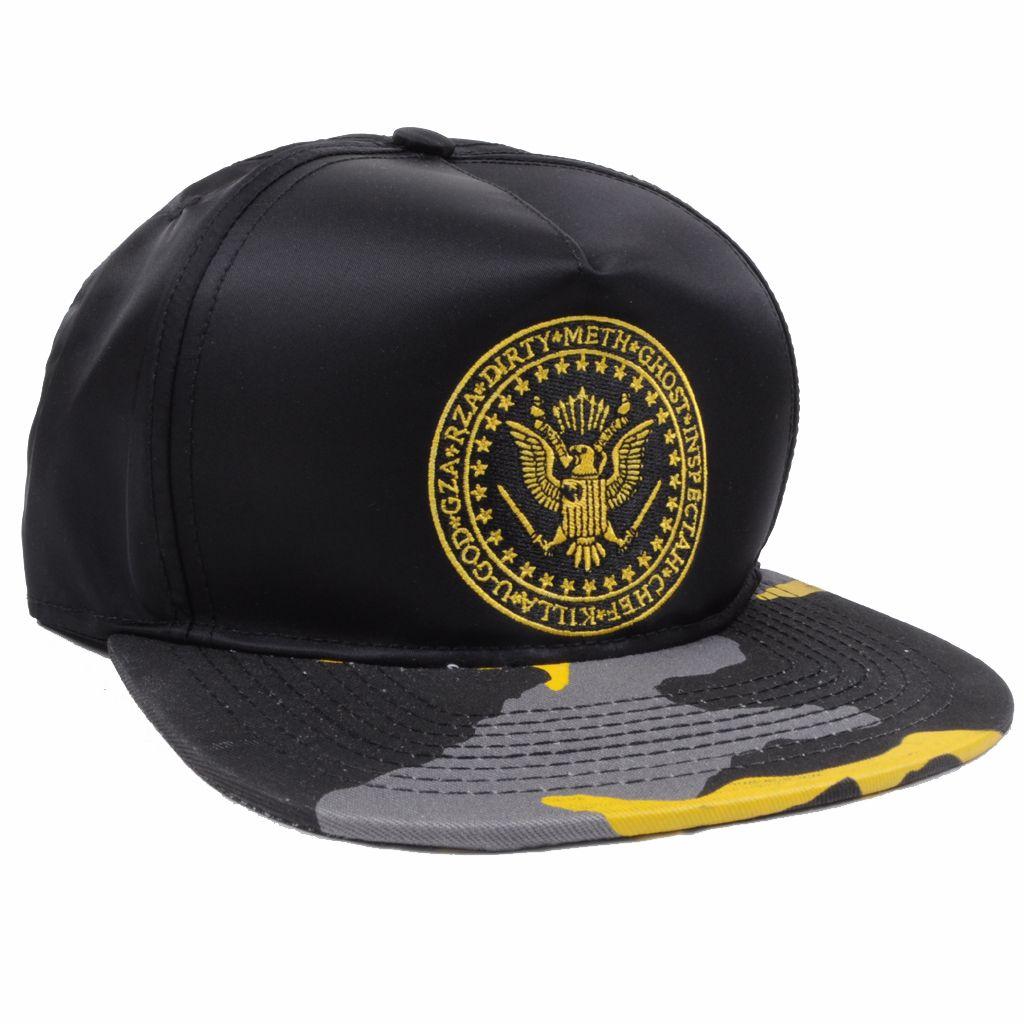 ff95561be7fdf The Giant Peach - Wu-Tang Brand Ltd - Commander Snapback Men s Nylon Hat