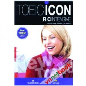 TOEIC ICON RC INTENSIVE được biên soạn nhằm mục đích giúp bạn nâng cao trình độ TOEIC của mình, thông qua 7 điểm ngữ pháp, 7 bài đọc sẽ giúp bạn tự rèn luyện ở nhà.