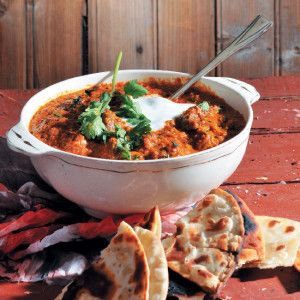 Coconut and Cauliflower Curry #Curry #Winter #Recipe #SouthAfrica