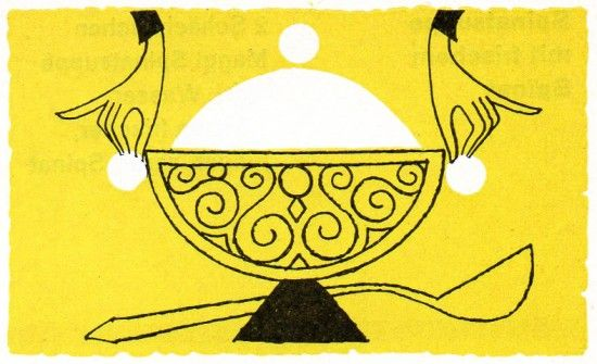 Scans from Better Cooking, Better Living (1952).