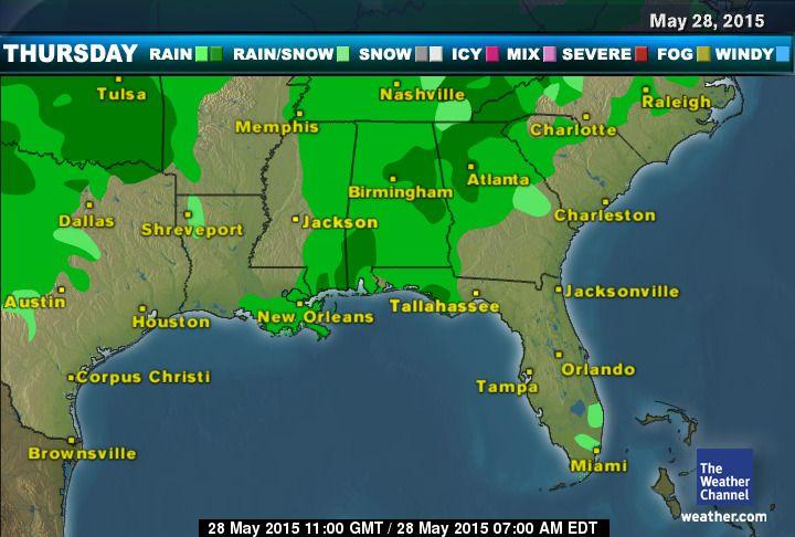 5 Day Weather Forecast For Atlanta Ga The Weather Channel Weather Com 5 Day Weather Forecast 10 Day Weather Forecast Weekend Weather