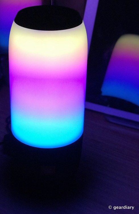 Lava Lamp Speaker Adorable Jbl Pulse 3 Portable Bluetooth Speaker A Grownup Lava Lamp With Review