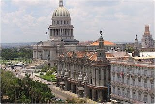 Havana, Cuba. Oh, to see my friends!